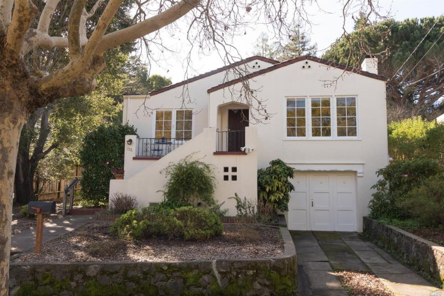 175  Greenfield Avenue, San Rafael Two Story for Sale