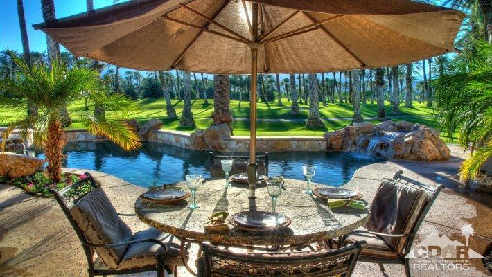 One of La Quinta 4 Bedroom Golf Course Homes for Sale