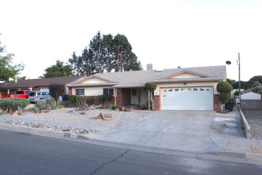 10412 Hendrix Avenue NE, Albuquerque Northeast Heights, New Mexico