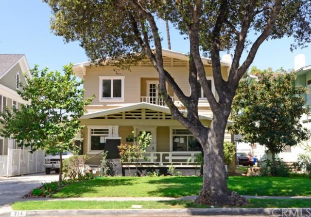 One of Santa Ana 4 Bedroom Homes for Sale