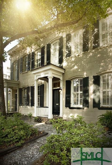 314 Habersham Street, Savannah, Georgia