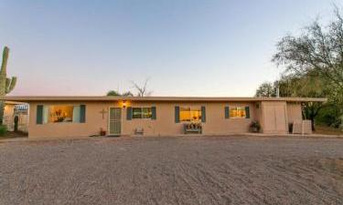 5840 N Genematas, Tucson North, Arizona